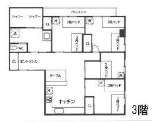 台東区 JR中央・総武線浅草橋駅の貸寮画像(1)