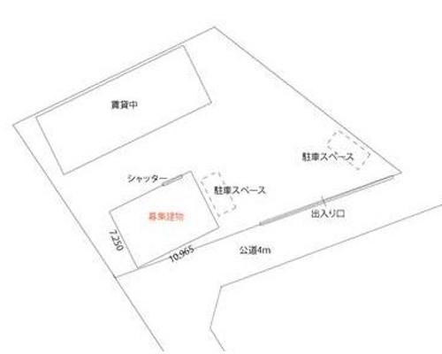 世田谷区 京王線仙川駅の貸倉庫画像(1)