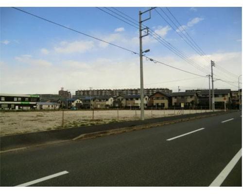 印西市 北総線千葉ニュータウン中央駅の貸地画像(2)