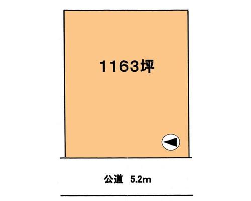 四街道市 JR総武本線四街道駅の貸地画像(1)