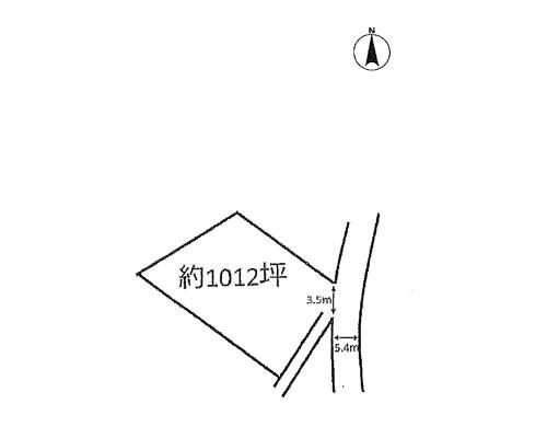 千葉市花見川区 JR中央・総武緩行線新検見川駅の貸地画像(1)
