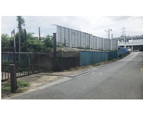 千葉市稲毛区 JR総武本線四街道駅の貸地画像(4)