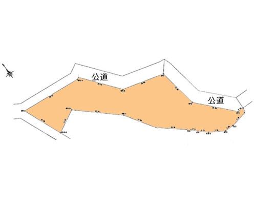 千葉市中央区 JR外房線鎌取駅の貸地画像(1)