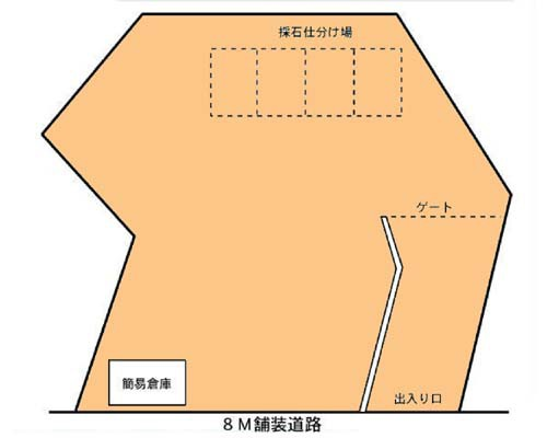 愛甲郡愛川町 小田急小田原線本厚木駅の貸地画像(1)