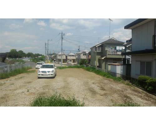 横浜市瀬谷区 相鉄線瀬谷駅の貸地画像(2)