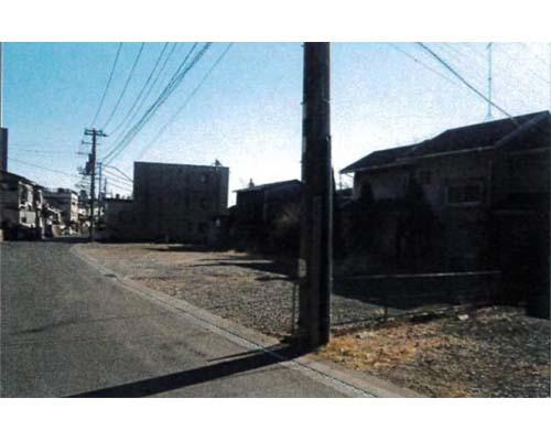 伊勢原市 小田急線小田原線愛甲石田駅の貸地画像(2)