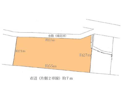 藤沢市 小田急江ノ島線湘南台駅の貸地画像(1)