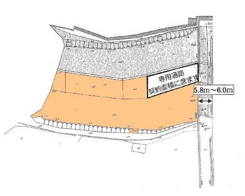横浜市保土ヶ谷区 相鉄線西谷駅の貸地画像(1)
