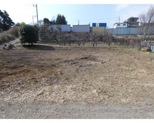 横浜市神奈川区 JR横浜線鴨居駅の貸地画像(1)