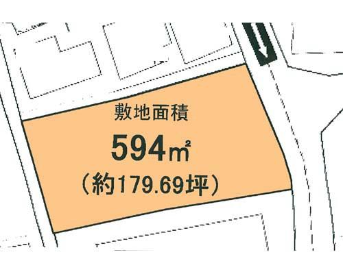 横浜市鶴見区 JR京浜東北線鶴見駅の貸地画像(1)