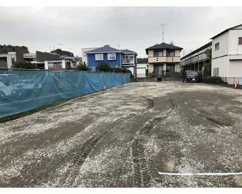 横浜市旭区 相鉄線鶴ヶ峰駅の貸地画像(2)