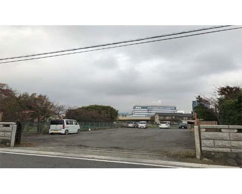 厚木市 小田急小田原線愛甲石田駅の貸地画像(2)