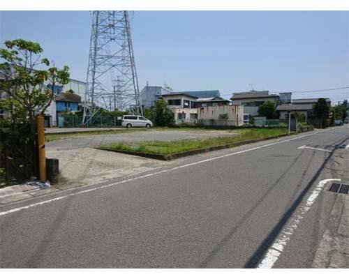 伊勢原市 小田急小田原線愛甲石田駅の貸地画像(2)