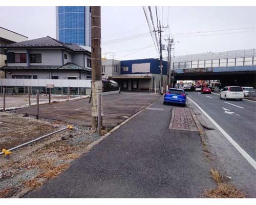 厚木市 小田急小田原線本厚木駅の貸地画像(3)