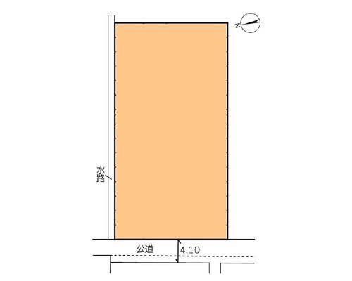 横浜市都筑区 ブルーラインセンター南駅の貸地画像(1)