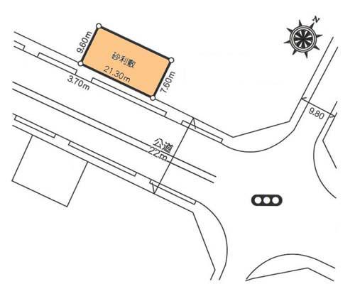 横浜市青葉区 東急田園都市線市が尾駅の貸地画像(1)