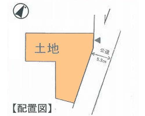 綾瀬市 相鉄線さがみ野駅の貸地画像(2)
