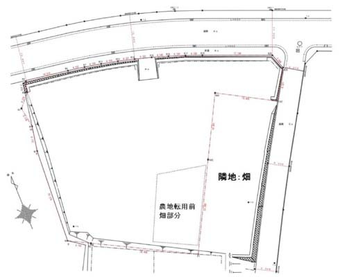 藤沢市 小田急江ノ島線長後駅の貸地画像(1)