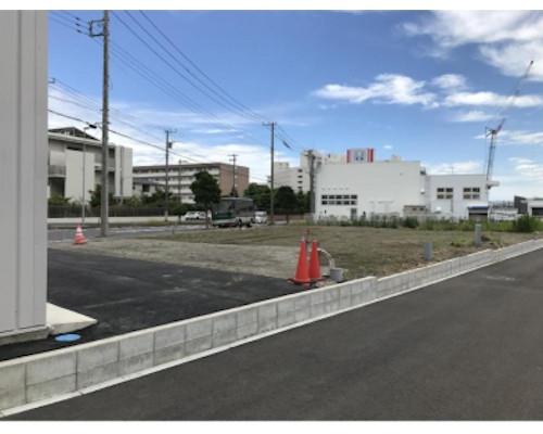 海老名市 小田急小田原線厚木駅の貸地画像(2)