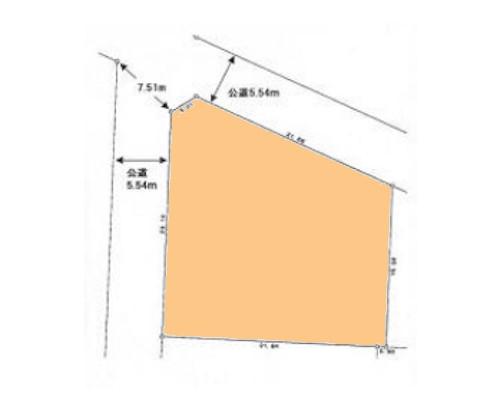 高座郡寒川町 JR相模線寒川駅の貸地画像(1)