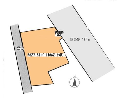 鶴ヶ島市 東武東上線若葉駅の貸地画像(1)