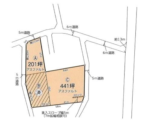 川口市 JR武蔵野線東川口駅の貸地画像(1)