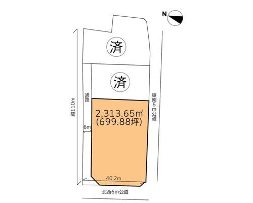 さいたま市岩槻区 東武野田線東岩槻駅の貸地画像(1)