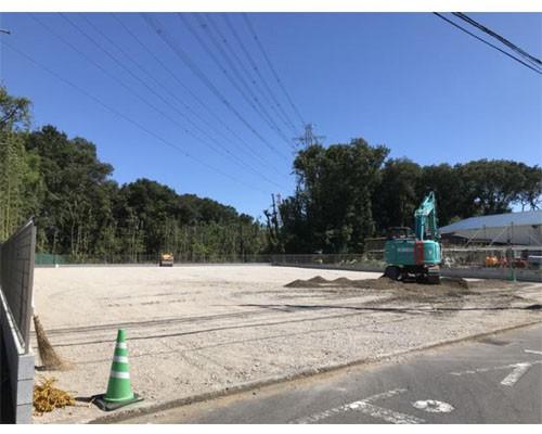 新座市 JR武蔵野線新座駅の貸地画像(2)