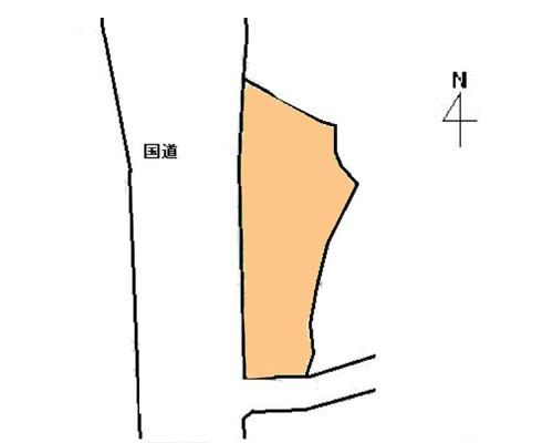 熊谷市 秩父鉄道石原駅の貸地画像(1)