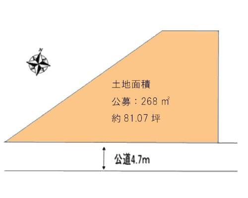さいたま市南区 JR埼京線中浦和駅の貸地画像(1)