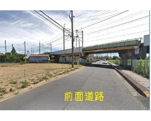 越谷市 東武伊勢崎線新越谷駅の貸地画像(3)