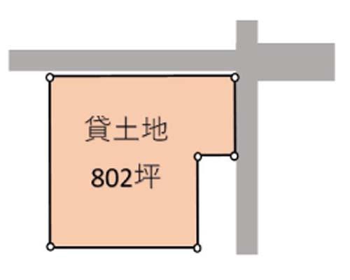 三郷市 JR武蔵野線新三郷駅の貸地画像(1)