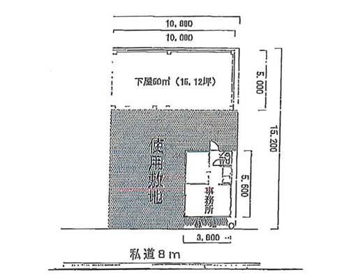 江東区 JR京葉線新木場駅の貸地画像(1)