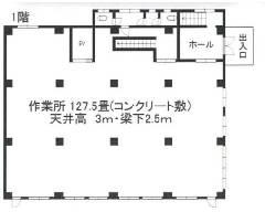 備後東 東武スカイツリーライン[武里駅]の売工場・売倉庫物件の詳細はこちら