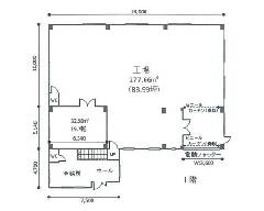下奈良 JR高崎線[熊谷駅]の売工場物件の詳細はこちら