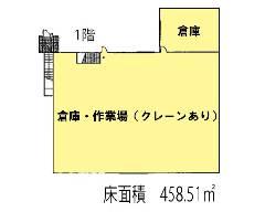 黒谷 東武野田線[岩槻駅]の売倉庫物件の詳細はこちら