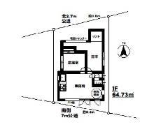 本一色 JR総武線[新小岩駅]の売倉庫物件の詳細はこちら