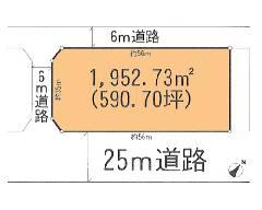 瓜倉 JR内房線[巌根駅]の売事業用地物件の詳細はこちら