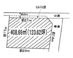 菩提 小田急小田原線[渋沢駅]の売事業用地物件の詳細はこちら