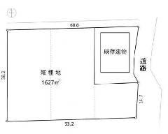 用田 小田急江ノ島線[長後駅]の売事業用地物件の詳細はこちら