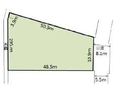 増林 JR武蔵野線[越谷レイクタウン駅]の売事業用地物件の詳細はこちら