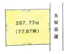 宮町 JR高崎線[熊谷駅]の売事業用地物件の詳細はこちら