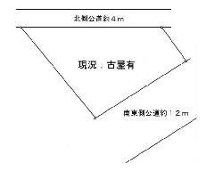 泉町 西武新宿線[航空公園駅]の売事業用地物件の詳細はこちら