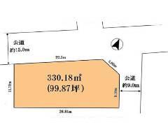 井戸木 JR高崎線[桶川駅]の売事業用地物件の詳細はこちら