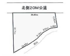 鑓水 京王相模原線[南大沢駅]の売事業用地物件の詳細はこちら