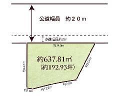 元八王子町 JR中央線[高尾駅]の売事業用地物件の詳細はこちら