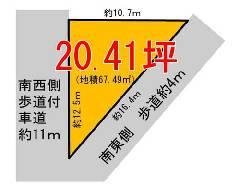柴又 北総鉄道[新柴又駅]の売事業用地物件の詳細はこちら