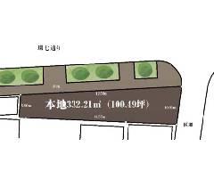 大杉 JR総武線[新小岩駅]の売事業用地物件の詳細はこちら