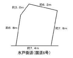 向島 東武スカイツリーライン[曳船駅]の売事業用地物件の詳細はこちら