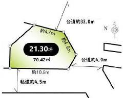東大泉 西武池袋線[大泉学園前]の売事業用地物件の詳細はこちら